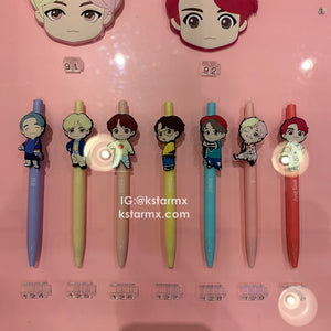 [BIG HIT] OFFICIAL HOUSE OF BTS SEOUL MD – BABY CHARACTER GEL PEN