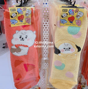 [LINE X BT21] Cozy Socks
