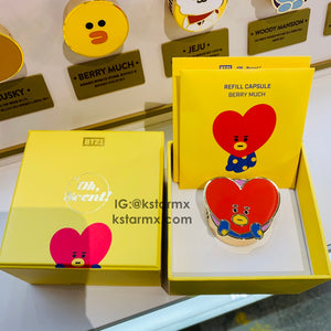[OH SCENT X BT21] Car Air Freshener