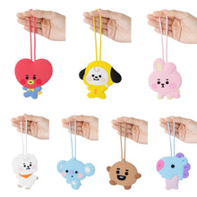 [LINE X BT21] Silicone Luggage Tag Baby Version