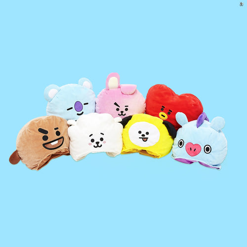 [LINE X BT21] Big Head Hat