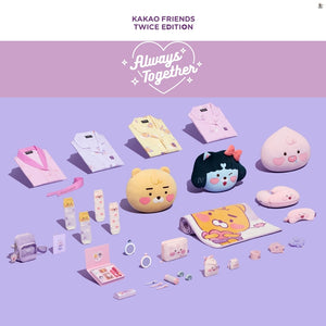 [KAKAO FRIENDS X TWICE] Always Together Official MD
