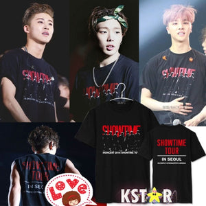 iKON Showtime Tour Shirt