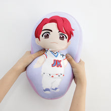 [BIG HIT] OFFICIAL HOUSE OF BTS SEOUL MD – CHARACTER SOFT CUSHION