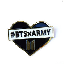 BTS x ARMY Brooch Pin