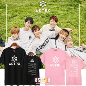 ASTRO All Members Shirt