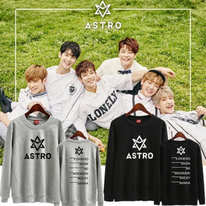 ASTRO All Members Sweater