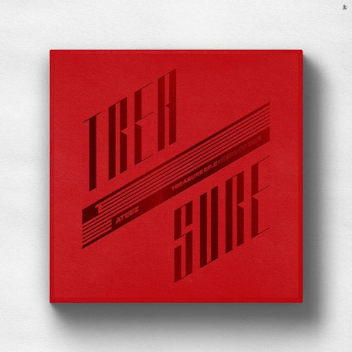 ATEEZ - TREASURE EP.2 : Zero To One (Free Shipping)