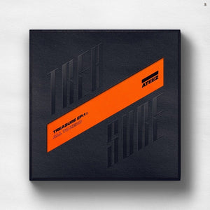 ATEEZ - TREASURE EP.1 : All To Zero (Free Shipping)