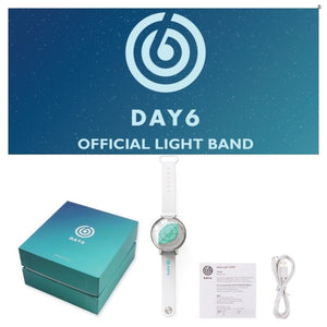 DAY6 Official Light Band (Free Shipping by DHL or FedEx)