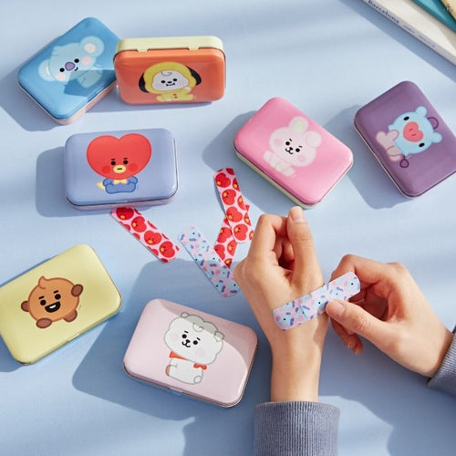 [LINE X BT21] Bandage Baby Version 50pcs
