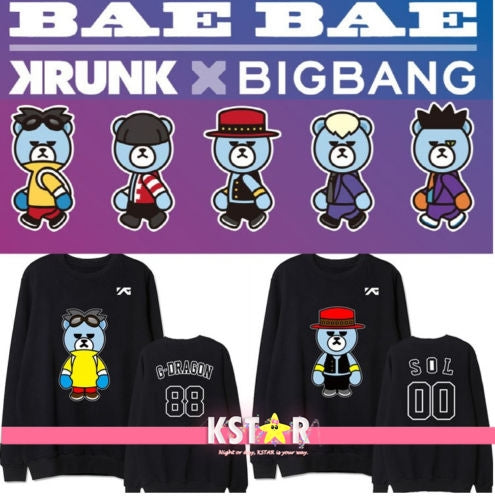 BigBang Sweater