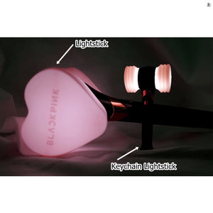 BLACKPINK Official Mini Light Stick Keychain (Free Shipping)