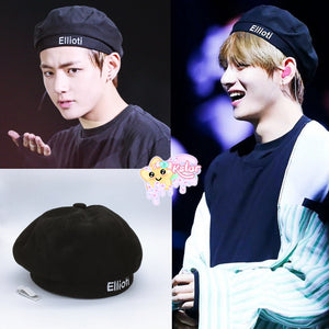 Taehyung's Style Beret