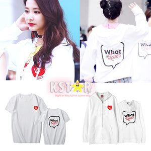 TWICE's Style What's Love Shirt/Hoodie