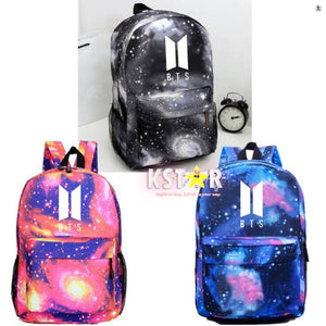 BTS Galaxy Backpack★