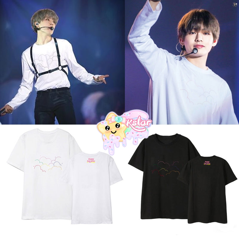 BTS Style Happy Shirt