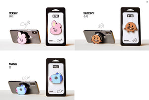 [LINE X BT21] Griptok Phone Stand / Safe Grip / Magnetic (Free Shipping)