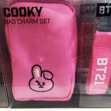[LINE X BT21] Bag Charm Set