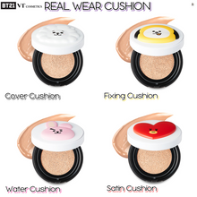 [BT21 X VT COSMETICS]  Real Wear Cushion
