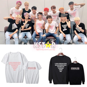 Seventeen Diamond Edge Shirt/Sweater