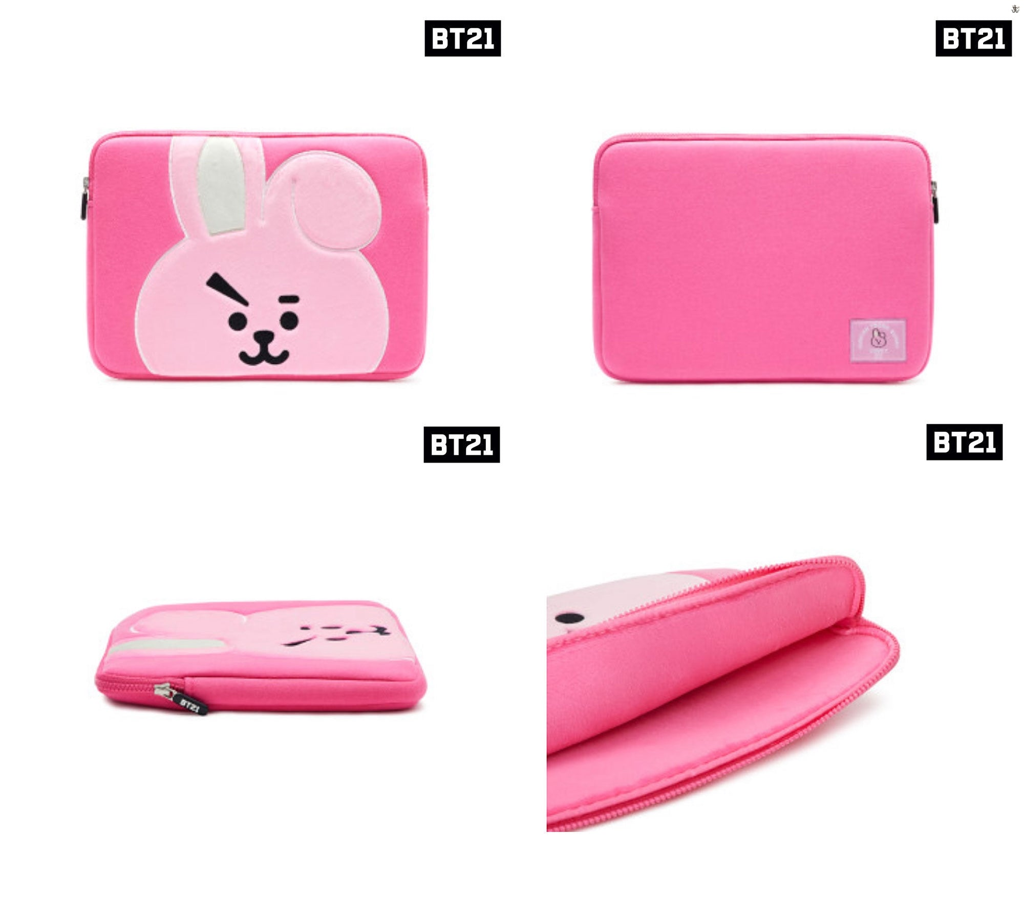 new arrival 3bbfd 5f2f5 [LINE X BT21] Laptop Sleeve 13 inches (Free Shipping)