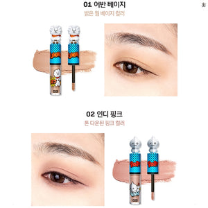 [BT21 X VT COSMETICS] Art In Liquid Eye Shadow