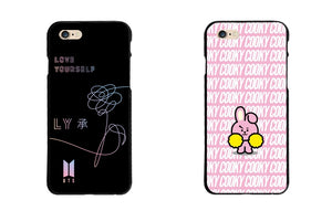 BTS LY Soft Case