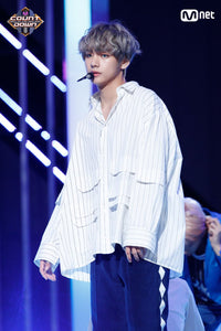 Taehyung's Style DNA Long Sleeved Shirt