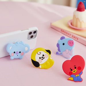 [LINE X BT21] SmartTok / Griptok / Pop Socket Baby Version