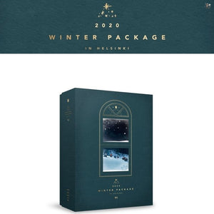 BTS 2020 WINTER PACKAGE in HELSINKI