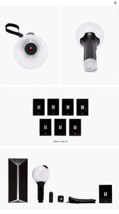 BTS OFFICIAL ARMY Bomb Light Stick Ver.3 (Standard or Express Shipping)