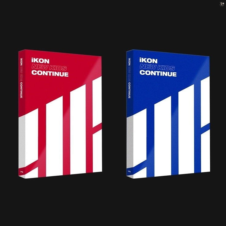 iKON - New Kids: Continue (Choose Ver + Free Shipping)