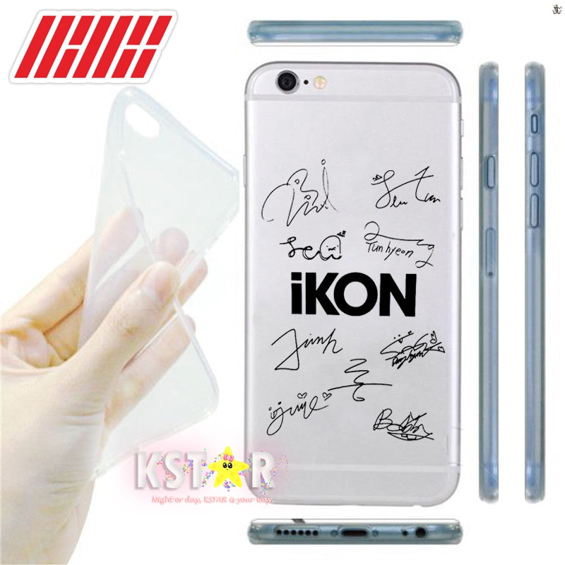 iKON Signature Case (iPhone & Samsung)
