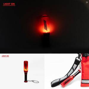 iKON Official Mini Light Stick Keychain (Free Shipping)