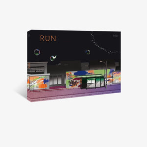 [BIG HIT] BTS OFFICIAL Graphic Lyrics Series (Express Shipping)