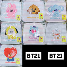 [LINE X BT21] Baby Mesh Sitting Cushion