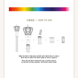 LOONA MONTHLY GIRL OFFICIAL Light Stick