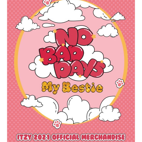 [JYP] ITZY - No Bad Days MAY Limited Monthly Kit: MY BESTIE
