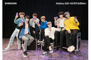 [SAMSUNG] Galaxy S20+ BTS Edition 256GB (Express Shipping)