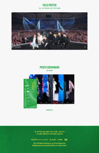 BTS World Tour SPEAK YOURSELF in SAO PAULO DVD (Free Shipping)