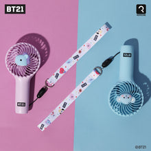 [ROYCHE X BT21] Portable Hand Fan Baby Version (Free Express Shipping)