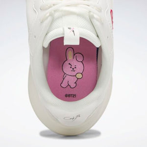 [REEBOK X BT21] Official Running Turbo Impulse Clean Sneakers (UNISEX)