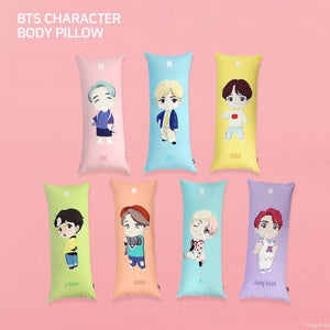 [BIG HIT] OFFICIAL CHARACTER Body Pillow
