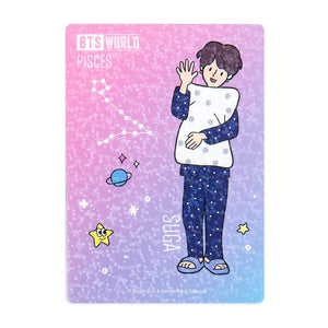 [BIG HIT] Official MD Deco Sticker 8SET