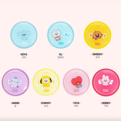 [LINE X BT21] Baby Water Cushion Tok / SmartTok / Griptok / Pop Socket