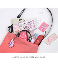 [LINE X BT21] Lettering Eco Bag