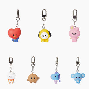 [LINE X BT21]  Figure Keyring Baby Version