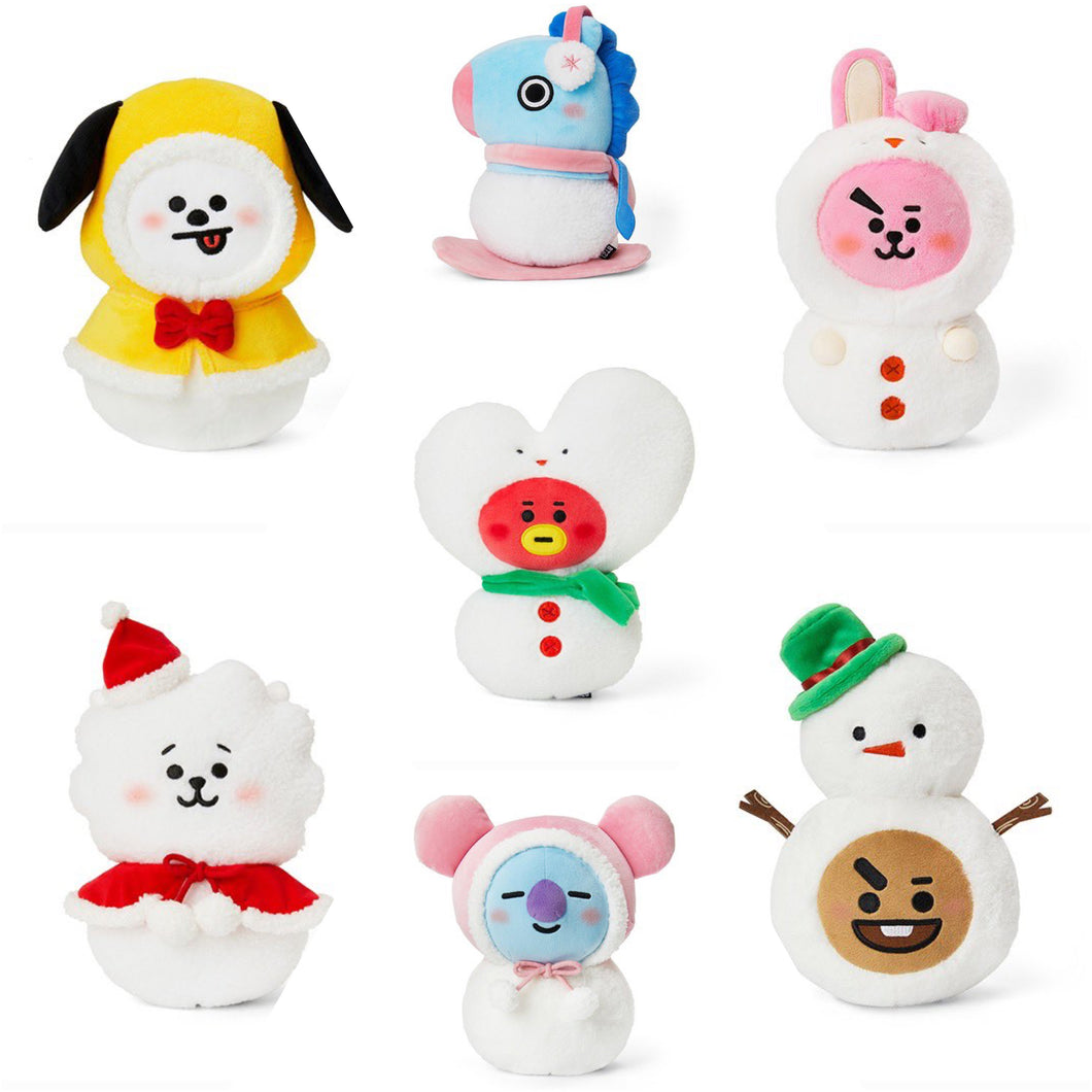 [LINE X BT21] Baby Christmas Doll