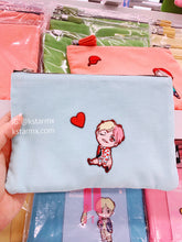 [BIG HIT] OFFICIAL CHARACTER DIY Pouch Set